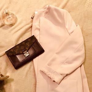 H&M Boat neck duster jacket. Gorgeous!
